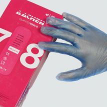 Guantes desechables sin polvo