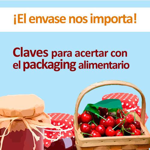 ¿Cómo escoger su  packaging alimentario con éxito?