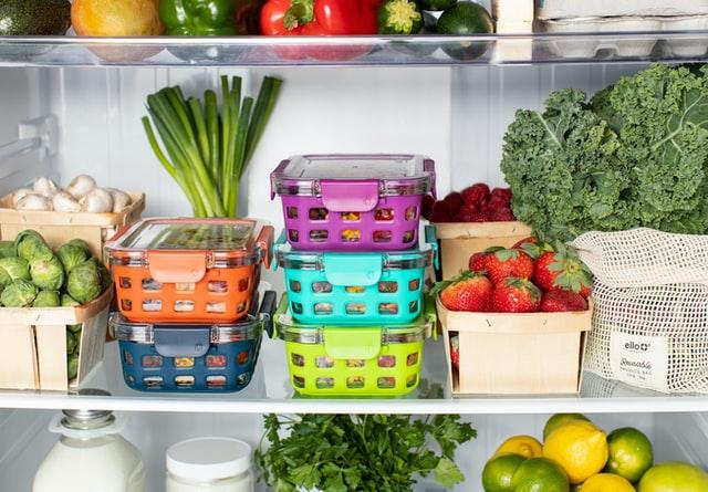 ¿Cómo conservar los alimentos en la nevera?