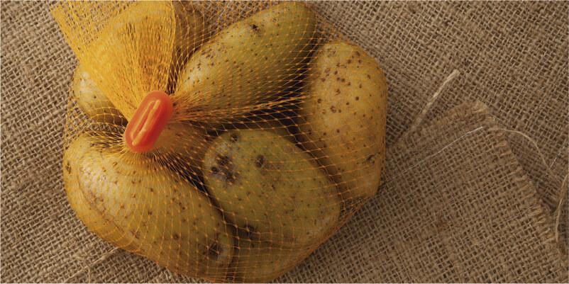 Envasadora de patatas automáticas