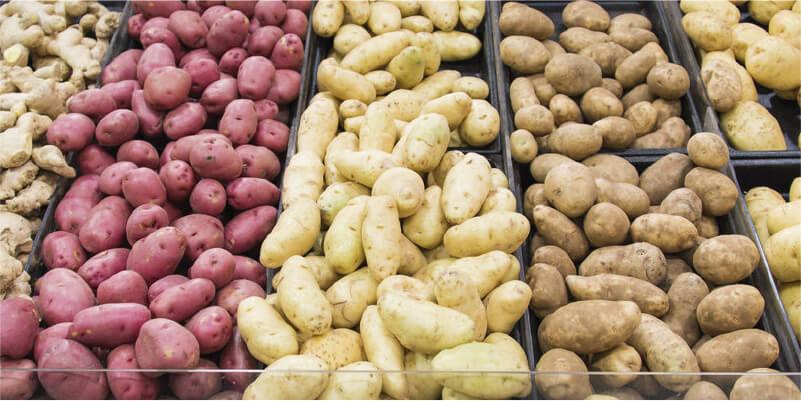 Como vender patatas